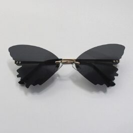 Butterfly Shape Sunglasses Artsy Aesthetic