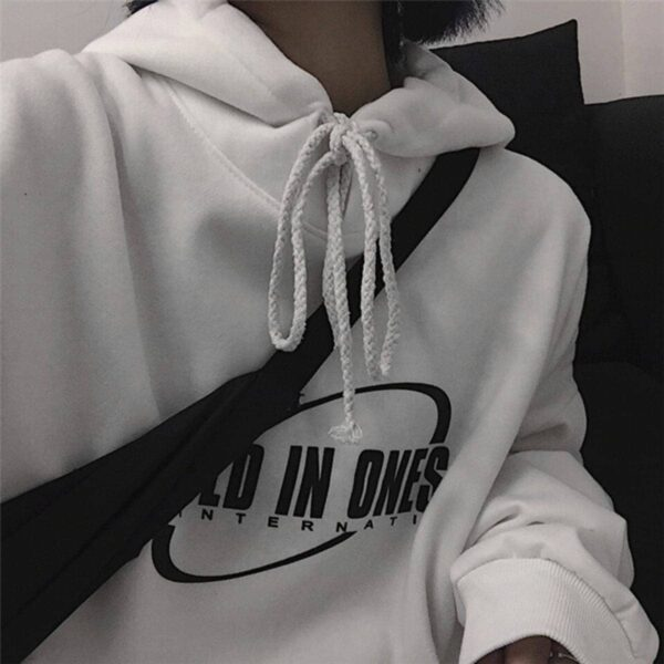 Hold in Ones Korean Oversized Hoodie - Orezoria Aesthetic Outfits Shop - Aesthetic Clothing - eGirl Outfits - Soft Girl Outfits.ps