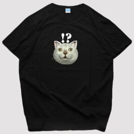 MUR Cat Wow Why T-Shirt Meme Aesthetic 2 - Orezoria Aesthetic Outfits Shop - eGirl Outfits - Soft Girl Outfits