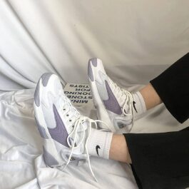 Pastel Violet Sneakers Y2K Style Aesthetic 1- Orezoria Aesthetic Outfits Shop - eGirl Outfits - Soft Girl Outfits