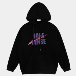 None Sense Korean Style Hoodie - Orezoria Aesthetic Outfits Shop - Aesthetic Clothing - eGirl Outfits - Soft Girl Outfits.psd