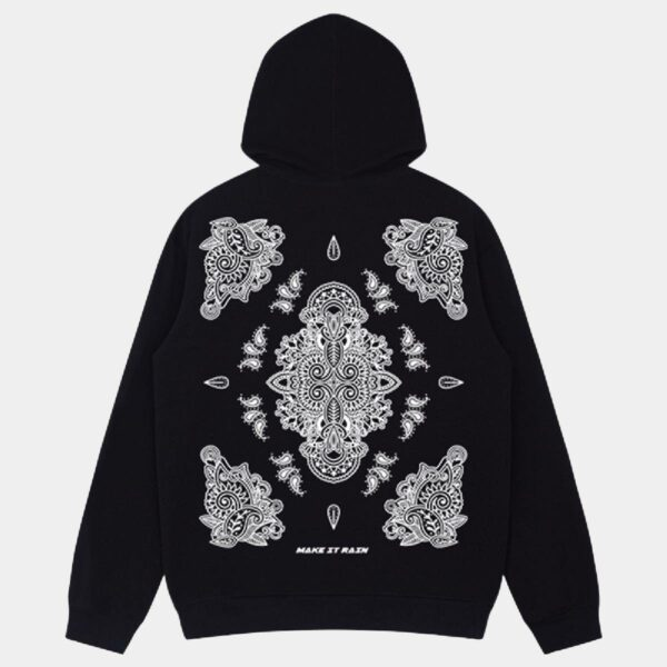 Paisley Symmetry Korean Hoodie - Orezoria Aesthetic Outfits Shop - Aesthetic Clothing - eGirl Outfits - Soft Girl Outfits.psd