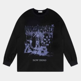 Now Trend Violence Aesthetic Sweatshirt