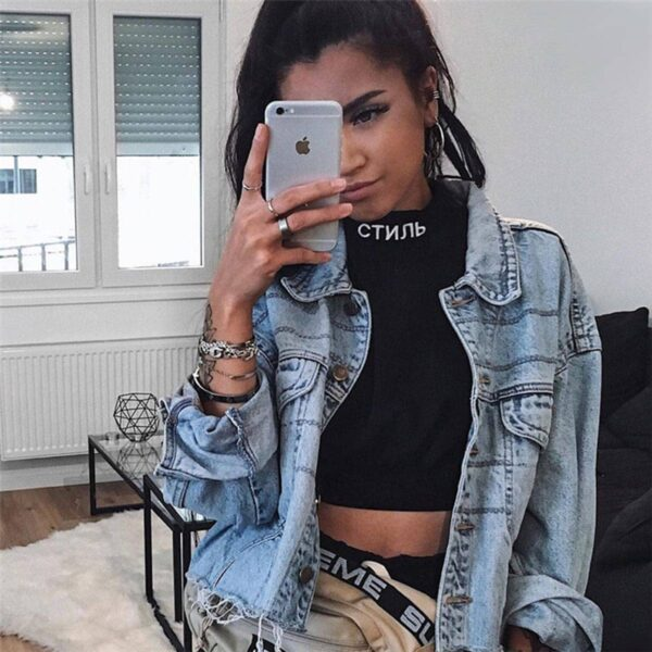 80s Aesthetic Burned Light Denim Jacket 3 - Orezoria Aesthetic Outfits Shop - Aesthetic Clothing - eGirl Outfits - Soft Girl Outfits.psd