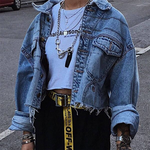 80s Aesthetic Burned Light Denim Jacket 4 - Orezoria Aesthetic Outfits Shop - Aesthetic Clothing - eGirl Outfits - Soft Girl Outfits.psd