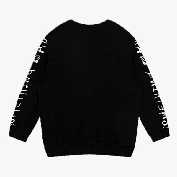 Always Happens Mind Core Sweatshirt 2- Orezoria Aesthetic Outfits Shop - Aesthetic Clothing - eGirl Outfits - Soft Girl Outfits