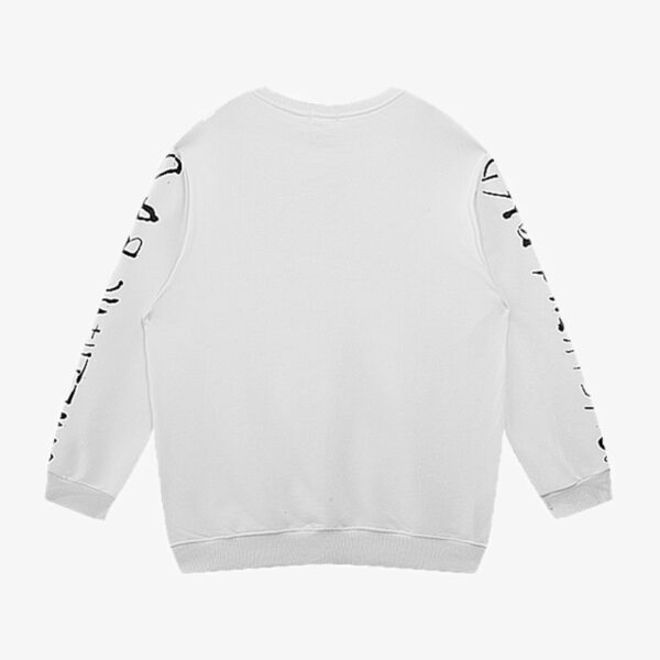 Always Happens Mind Core Sweatshirt 4- Orezoria Aesthetic Outfits Shop - Aesthetic Clothing - eGirl Outfits - Soft Girl Outfits