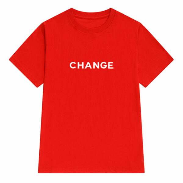 Change Letters Print Aesthetic T-Shirt (8)- Orezoria Aesthetic Outfits Shop - Aesthetic Clothing - eGirl Outfits - Soft Girl Outfits