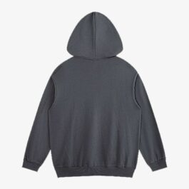 Chaos Life Core Oversized Hoodie 2- Orezoria Aesthetic Outfits Shop - Aesthetic Clothing - eGirl Outfits - Soft Girl Outfits