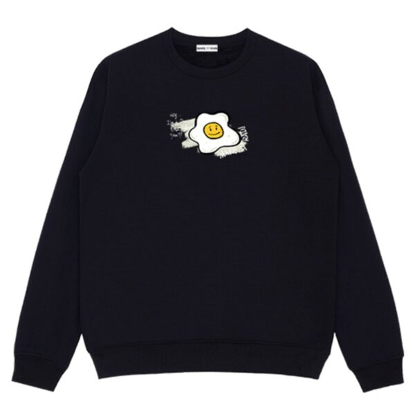 Confused Scrambled Eggs Sweatshirt (2) - Orezoria Aesthetic Outfits Shop - Aesthetic Clothing - eGirl Outfits - Soft Girl Outfits.psd
