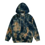 Dazzed Tie Dye Aesthetic Hoodie 4- Orezoria Aesthetic Outfits Shop - Aesthetic Clothing - eGirl Outfits - Soft Girl Outfits