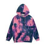 Dazzed Tie Dye Aesthetic Hoodie 5- Orezoria Aesthetic Outfits Shop - Aesthetic Clothing - eGirl Outfits - Soft Girl Outfits