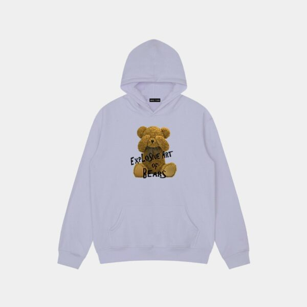 Explosive Art of Bears Hoodie 22 - Orezoria Aesthetic Outfits Shop - Aesthetic Clothing - eGirl Outfits - Soft Girl Outfits.psd