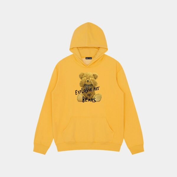 Explosive Art of Bears Hoodie 33 - Orezoria Aesthetic Outfits Shop - Aesthetic Clothing - eGirl Outfits - Soft Girl Outfits.psd