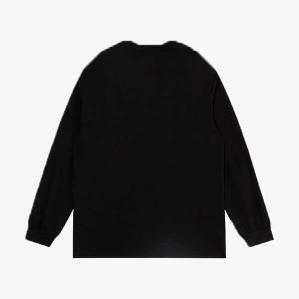 Grunge Gradient Long Sleeve Pullover 2- Orezoria Aesthetic Outfits Shop - Aesthetic Clothing - eGirl Outfits - Soft Girl Outfits