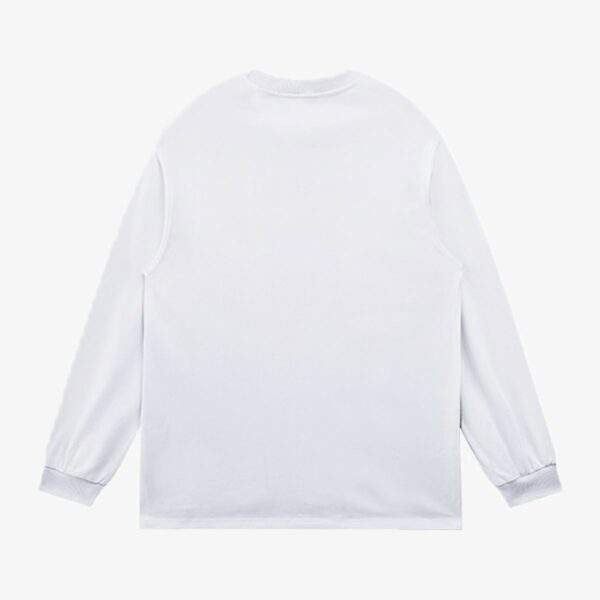 Grunge Gradient Long Sleeve Pullover 6- Orezoria Aesthetic Outfits Shop - Aesthetic Clothing - eGirl Outfits - Soft Girl Outfits