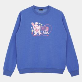 I Love Gaming Bunny Sweatshirt 1- Orezoria Aesthetic Outfits Shop - Aesthetic Clothing - eGirl Outfits - Soft Girl Outfits.psd