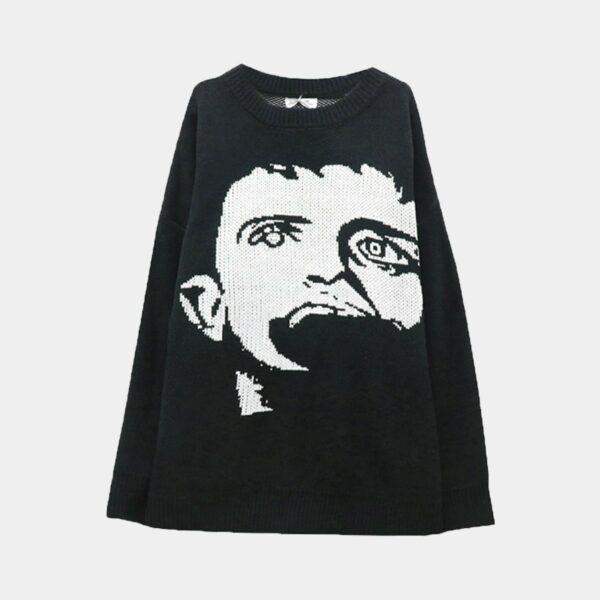 Ian Curtis Joy Division Post Punk Sweater 22- Orezoria Aesthetic Outfits Shop - Aesthetic Clothing - eGirl Outfits - Soft Girl Outfits.psd