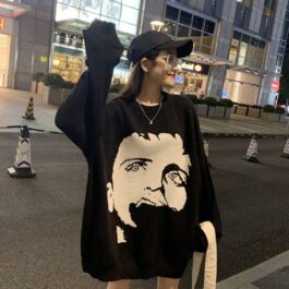 Ian Curtis Joy Division Post Punk Sweater 4- Orezoria Aesthetic Outfits Shop - Aesthetic Clothing - eGirl Outfits - Soft Girl Outfits.psd