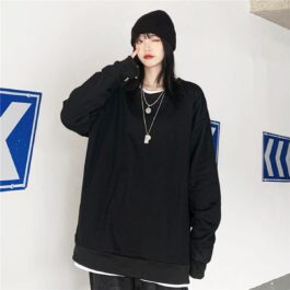 Ian Curtis Unknown Pleasures Sweatshirt 2- Orezoria Aesthetic Outfits Shop - Aesthetic Clothing - eGirl Outfits - Soft Girl Outfits