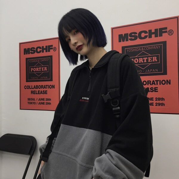 I'm Becoming Emptier Day After Day Sweatshirt - Orezoria Aesthetic Outfits Shop - Aesthetic Clothing - eGirl Outfits - Soft Girl Outfits.psd