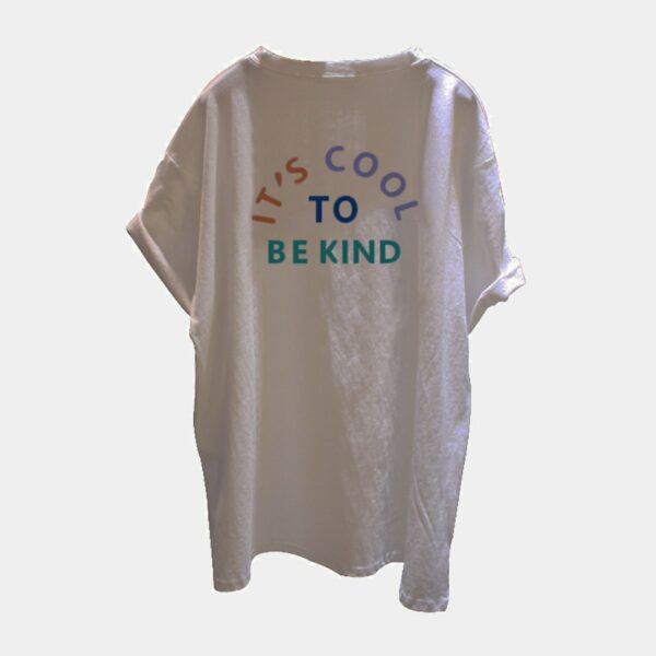 It's Cool To Be Nice Love Core T-Shirt 11- Orezoria Aesthetic Outfits Shop - Aesthetic Clothing - eGirl Outfits - Soft Girl Outfits.psd