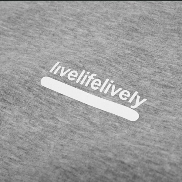 Live Life Lively Student Hoodie - Orezoria Aesthetic Outfits Shop - Aesthetic Clothing - eGirl Outfits - Soft Girl Outfits.psd