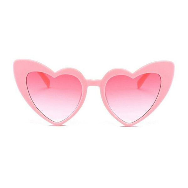 Lolita Pink Heart Shaped Glasses (4)- Orezoria Aesthetic Outfits Shop - Aesthetic Clothing - eGirl Outfits - Soft Girl Outfits