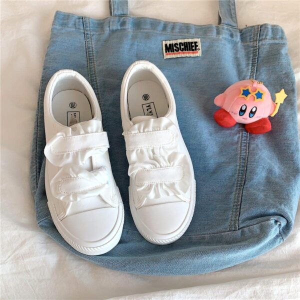 Lolli Aesthetic Kawaii Velcro Shoes - Orezoria Aesthetic Outfits Shop - Aesthetic Clothing - eGirl Outfits - Soft Girl Outfits.psd