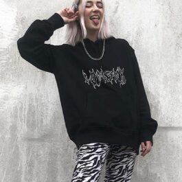 Lovesick EGirl Aesthetic Hoodie (1)- Orezoria Aesthetic Outfits Shop - Aesthetic Clothing - eGirl Outfits - Soft Girl Outfits