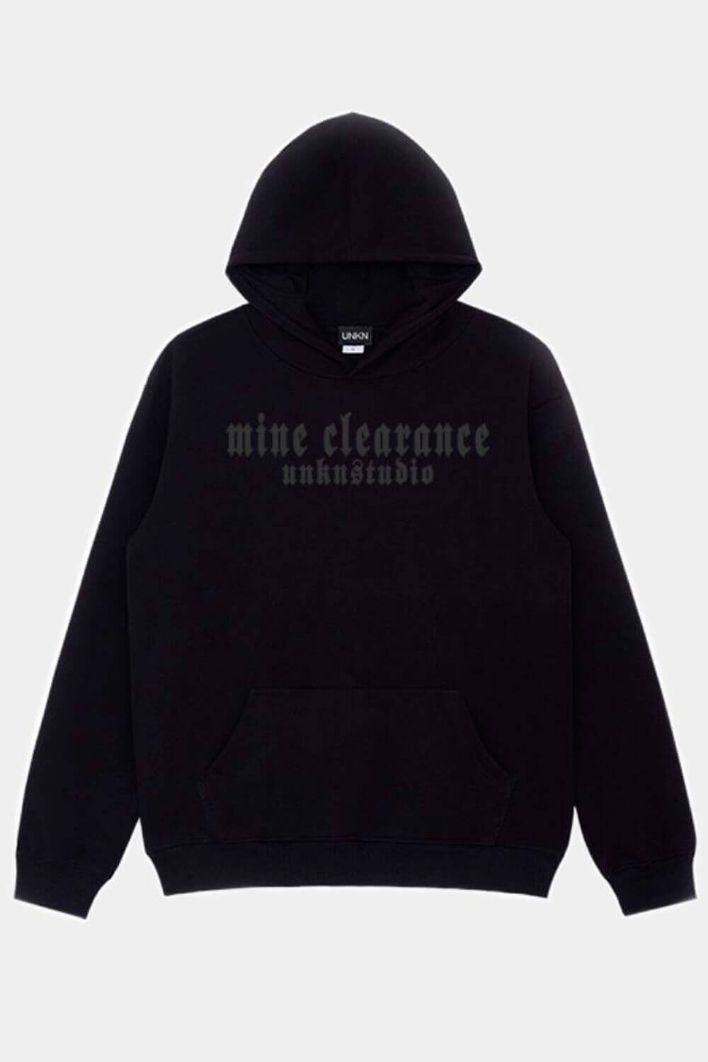 Mine Clearence Retro Checkered Hoodie