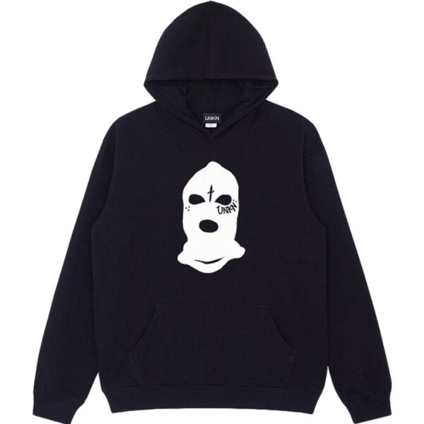 Modern Riot Knifed Balaklava Hoodie 2 - Orezoria Aesthetic Outfits Shop - Aesthetic Clothing - eGirl Outfits - Soft Girl Outfits