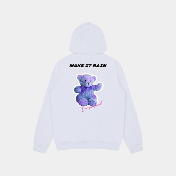 Neon Blue Vaporwave Bear Hoodie 3 - Orezoria Aesthetic Outfits Shop - Aesthetic Clothing - eGirl Outfits - Soft Girl Outfits.psd