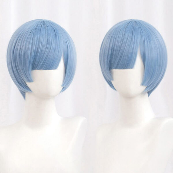 Re Zero Rem and Ram Cosplay Wig Anime Aesthetic (3)- Orezoria Aesthetic Outfits Shop - Aesthetic Clothing - eGirl Outfits - Soft Girl Outfits