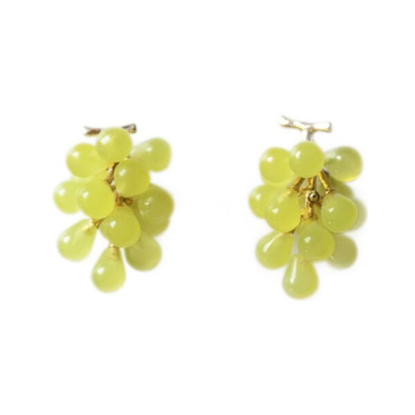 Realistic Grape Earrings Fruit Aesthetic 4- Orezoria Aesthetic Outfits Shop - Aesthetic Clothing - eGirl Outfits - Soft Girl Outfits (1)