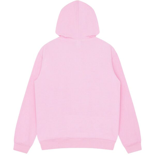 Retro Anime Girl Pink Core Hoodie 4 - Orezoria Aesthetic Outfits Shop - Aesthetic Clothing - eGirl Outfits - Soft Girl Outfits