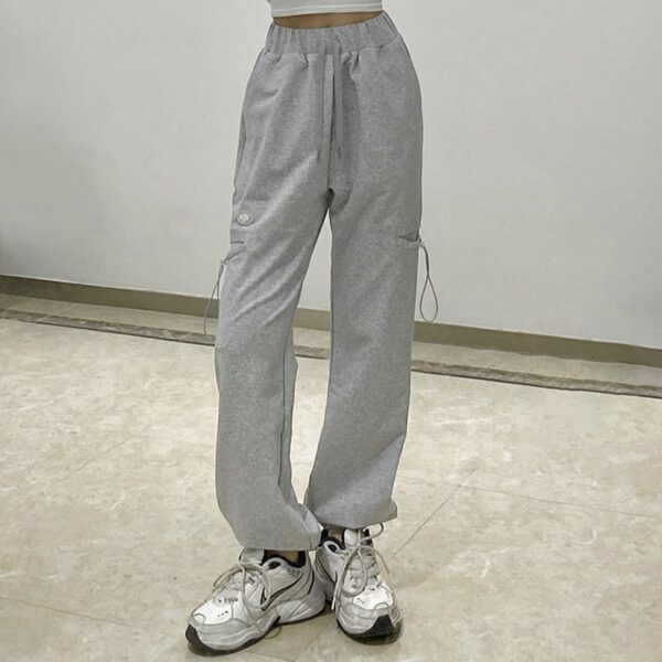 Side Pocket Casual Sport Pants 3 - Orezoria Aesthetic Outfits Shop - Aesthetic Clothing - eGirl Outfits - Soft Girl Outfits.psd