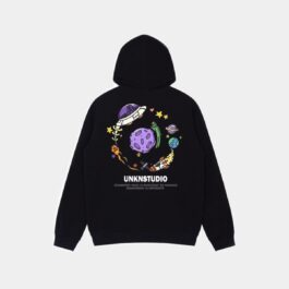 Space Adventures Aliens Hoodie.1- Orezoria Aesthetic Outfits Shop - Aesthetic Clothing - eGirl Outfits - Soft Girl Outfits