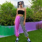 Split Color Pink Zebra Baddie Pants 2 - Orezoria Aesthetic Outfits Shop - Aesthetic Clothing - eGirl Outfits - Soft Girl Outfits.psd