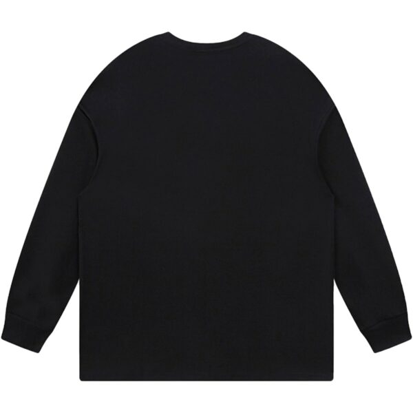 The Mist Abstract Dark Silhouette Sweatshirt 3 - Orezoria Aesthetic Outfits Shop - Aesthetic Clothing - eGirl Outfits - Soft Girl Outfits