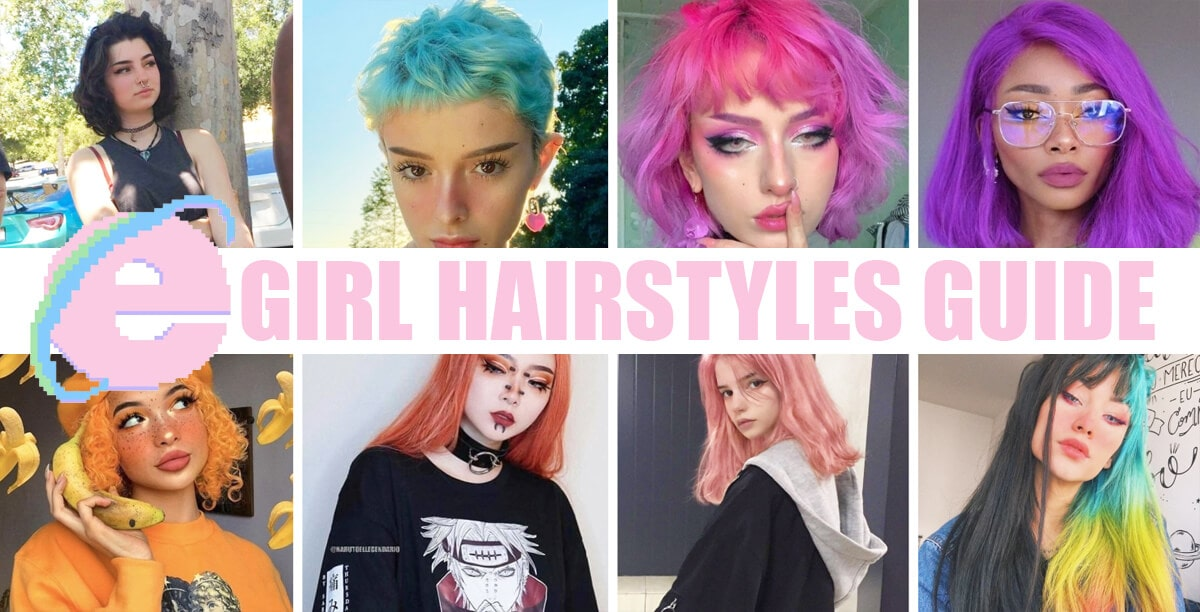 Thumbnail Best EGirl Hairstyles Guide Hair Coloring and EGirl Wigs Orezoria Blog Aesthetic Hairstyles