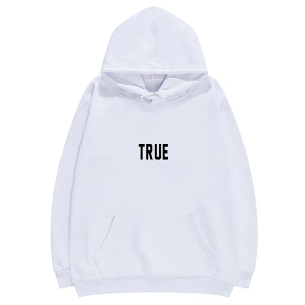 True Letters Print TikTok Aesthetic Hoodie (3)- Orezoria Aesthetic Outfits Shop - Aesthetic Clothing - eGirl Outfits - Soft Girl Outfits