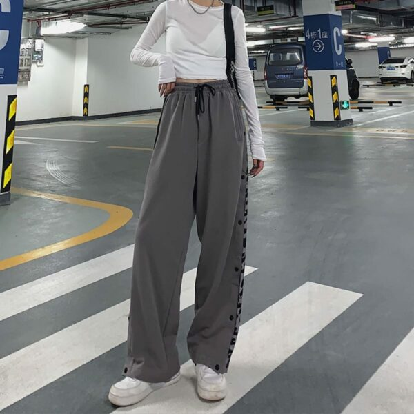 Urban Leopard Aesthetic Wide Pants - Orezoria Aesthetic Outfits Shop - Aesthetic Clothing - eGirl Outfits - Soft Girl Outfits.psd