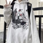 Vampire Anime Girl Oversized Hoodie 3 - Orezoria Aesthetic Outfits Shop - Aesthetic Clothing - eGirl Outfits - Soft Girl Outfits.psd