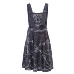 Witchcraft Aesthetic Suspender Dress 5- Orezoria Aesthetic Outfits Shop - Aesthetic Clothing - eGirl Outfits - Soft Girl Outfits