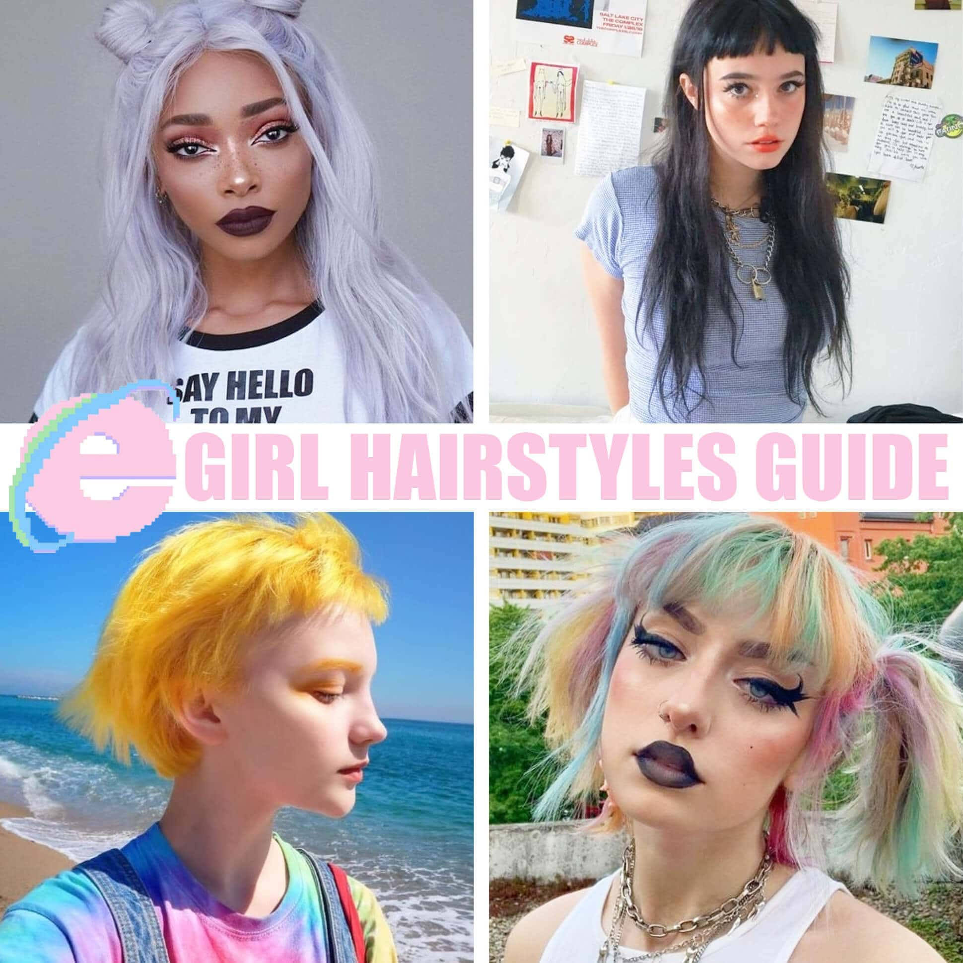 Best EGirl Hairstyles Guide Hair Coloring and EGirl Wigs Orezoria Blog Aesthetic Hairstyles Thumbnail Square 3
