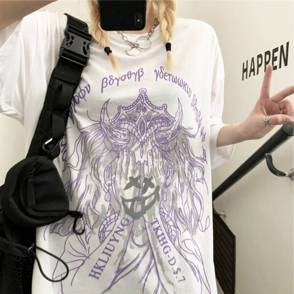 Crying Witch Queen Spell T-Shirt