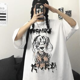Dead Inside Anime EGirl T-Shirt