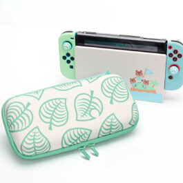 Animal Crossing Leaf Logo Protective Case