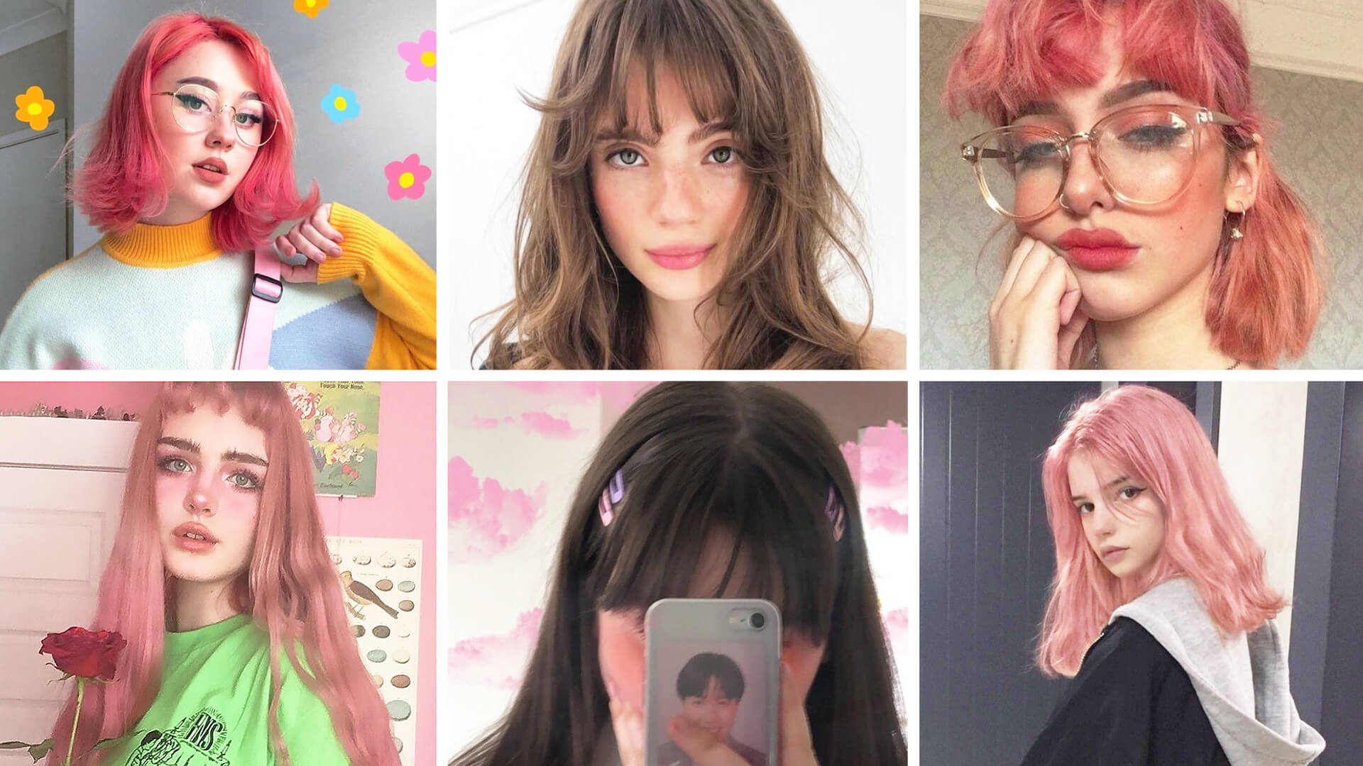 Soft Girl Hairstyles Ideas